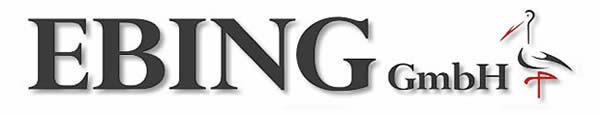 Logo von Ebing GmbH